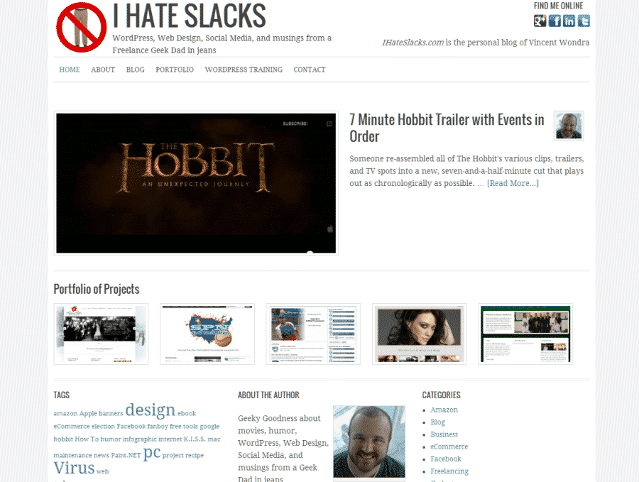 IHateSlacks Blog