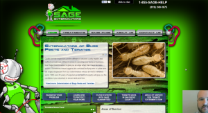 Sage Exterminators - Old Site