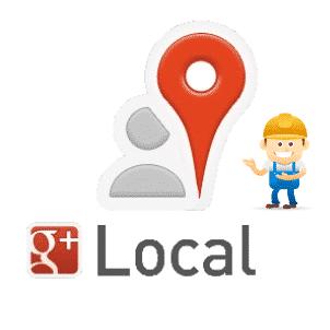 Google Plus Local Page