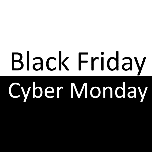 Black Friday and Cyber Monday2