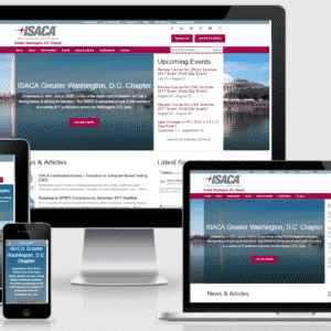 New Website For ISACA GWDC