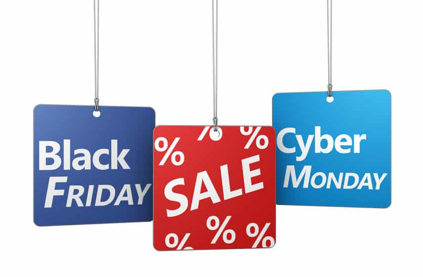 Every second counts during Black Friday And Cyber Monday